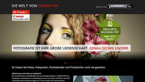 Canon HD