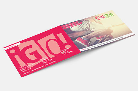 KIMM ¡Go! Flyer