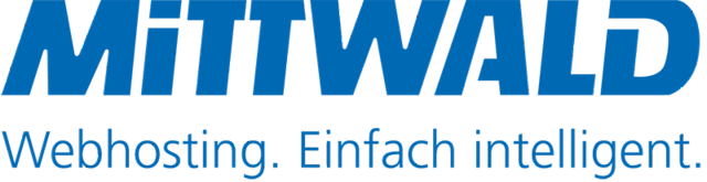 Mittwald Webhosting